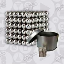 Neocube Buckyballs Imanes 220 Esferas 3mm - En Caja Metálica