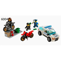 Lego City Police High Speed Police Chase 60042