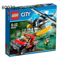 Lego City Police Water Plane Chase 60070