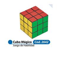 Cubo Mágico Tipo Rubik Juego De Habilidad Y Didáctico
