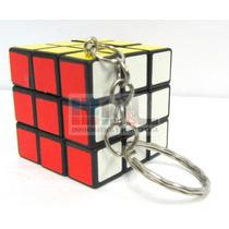 Mini Cubo Mágico Tipo Rubik Llavero Ideal Souvenir Miralo