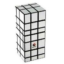 Cubetwist Siamese Conjoined Triple 3x3x7 Plata-poroto Cubero