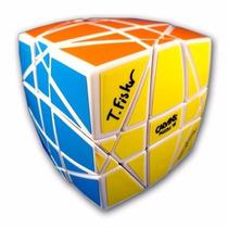 Cubo Hexaminx White Calvins Pillowed Cube - Poroto Cubero