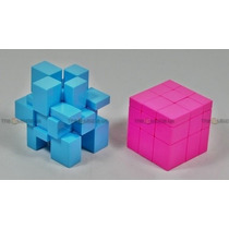 Cubo Mágico Rubik - Yuxin Mirror 3x3x3 Ice Kylin