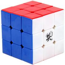 Cubo Rubik Dayan Zhanchi Stickerless - 3x3x3 - Zanchi 3x3