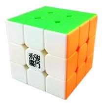 Cubo Mágico Rubik Yj (moyu) Yulong Stickerless