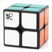 Cubo Rubik - Dayan Zanchi 2x2x2 - Negro - Original - Speed