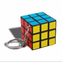 Llavero Cubo Rubik 100 % Funcional Ideal Souvenir