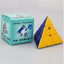 Cubo - Dayan Pyraminx Stickerless - Poroto Cubero