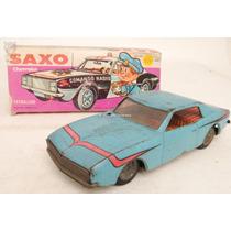 Antiguo Juguete Camaro Saxo Chevrolet Patrullero Policial