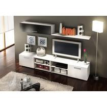 Muebles Modernos - Diseño Rack Lcd