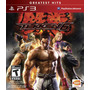 Mortal Kombat Vs Dc, Tekken6 Ps3 Sellados