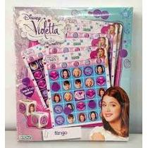 Bingo Violetta
