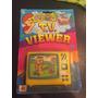 Juguete Retro Televisor Plastico Imagenes Tv Viewer Nuevo