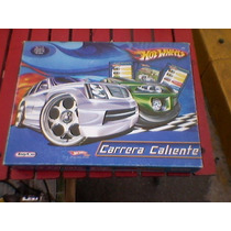 Juego De Mesa Antiguo Hot Wheels