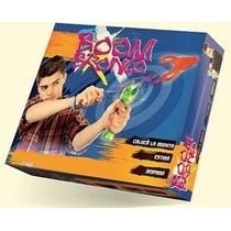 Pistola Con Gomita Boom Bronco Nenes Original Tv