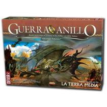 Juego De Mesa La Guerra Del Anillo - Nuevo Y En Español