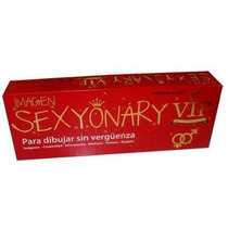 Sexyonary Vip Para Dibujar Sin Vergüenza Original.