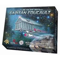 Los Viajes Del Capitán Foucault - Juego De Mesa Nacional