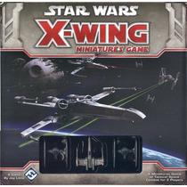 Juego De Mesa Base Stars Wars X-wing Nuevo Cerrado Original