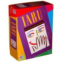 Tabu Juego De Mesa Palabras Prohibidas Hasbro Toyco Nuevo