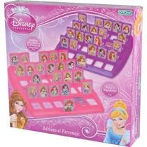 Adivina El Personaje Juego Disney Princesas Ditoys