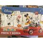 Mickey Mouse Disney Pinta Y Borra