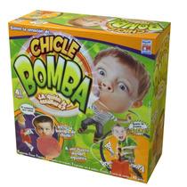 Juego De Mesa Chicle Bomba !!! Que No Se Te Explote El Globo