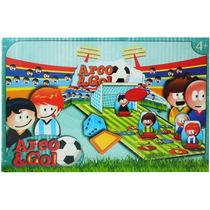 Arco Y Gol Juego De Futbol Dispara Gol Y Gana Gato Garabato