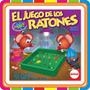 El Juego De Los Ratones - Juego De Mesa Antex - Mundo Manias