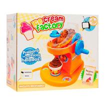 Fabrica Helados Ice Cream Factory Original Faydi Maquinita