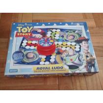 Juego Royal Ludo Toy Story Con Ruleta Automatica