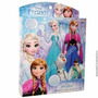 Frozen Muñecas Para Armar 3d Elsa Anna Y Olaf Kreker