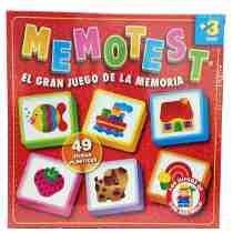 Memotest Infantil Ruibal El Gran Juego De Memoria Kidplay