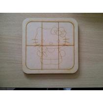 Rompecabezas Puzzles Y Didacticos