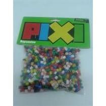 Pixi Repuesto Bolsa Con 1000 Canutillos Plasticos De Tv