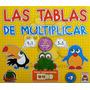 Tablas De Multiplicar (madera) - Linea Banquito Argentino