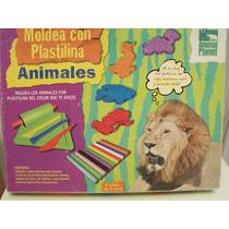 Juego De Plastilina Animales De Animal Planet Sin Plastilina
