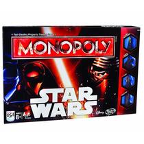 Monopoly Star Wars Disney El Despertar De La Fuerza Hasbro