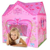 Casita Carpa Infantil Niños Modelo Little House Marca Iplay