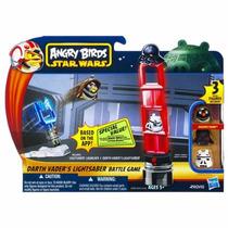 Angry Birds Star Wars Sable De Darth Vader .en Magimundo!!!!