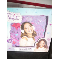 Scrapbook Album Violetta Guardar Tus Recuerdos