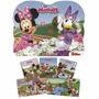 Mi Pequeña Biblioteca: Disney Minnie Incluye 3 Libros