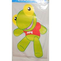 Sticker Gigante Sapo Pepe Minnie Dragon Ball Z Vengadores