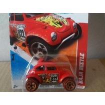 Hotwheels -beetle Baja Original-juguete-mania