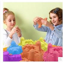 Novedosa Arena De Colores Para Modelar!! Magic Sand