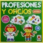 Loteria De Profesiones (madera) - Linea Banquito Argentino