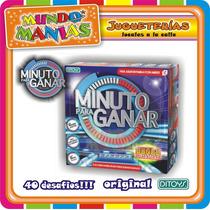 Minuto Para Ganar - Original - Ditoys - Mundo Manias