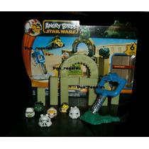 Juego Angry Birds Star Wars En Caja
