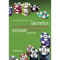 Libro Poker - Secretos Del Jugador Profesional De Poker Ii